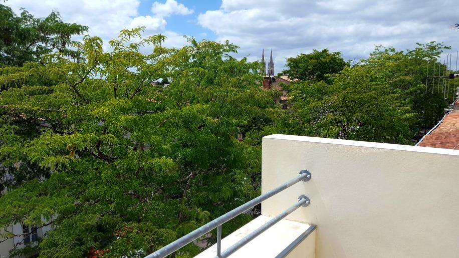balcon droit