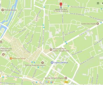 map petit montmartre